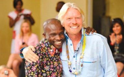 Sir Richard Branson: On A Mission To Mentor