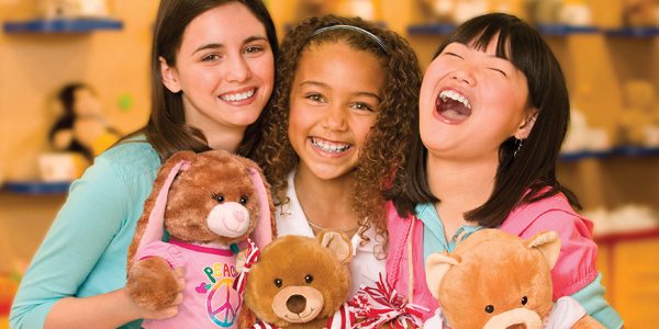 Build-A-Bear Workshop Builds a Brand